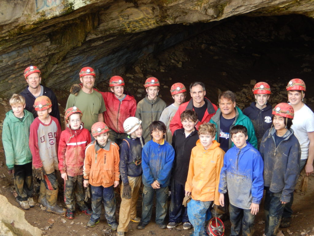 Worley's Cave 2014