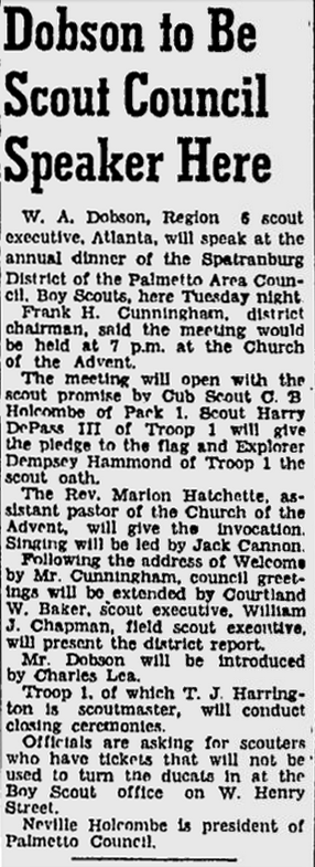 Spartanburg Herald-Journal, 2 December 1951, page A4