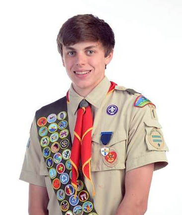 Eagle Scout, 19 March 2015